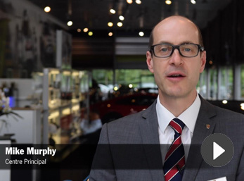 Video: Welcome to Porsche Centre Hatfield from our Centre Principal, Mike Murphy